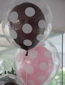 Como encher um balão dentro do outro – Passo a Passo