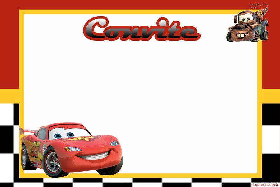 Carros Disney – Kit festa infantil grátis para imprimir – Inspire ...