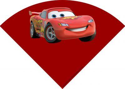 cone  Carros disney 2