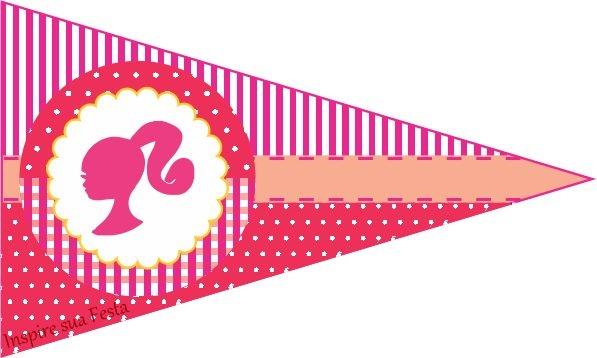 Bandeirinha para docinho