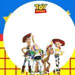 Toy Story Kit festa infantil para imprimir