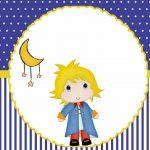 Pequeno Príncipe Kit festa infantil grátis para imprimir