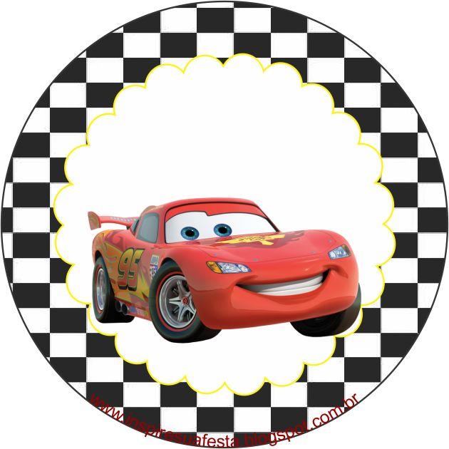 Carros Disney Kit Festa Infantil Gr 225 Tis Para Imprimir