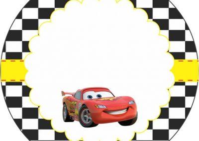 tag agradecimento para  Carros disney 1