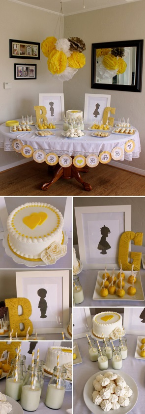 yellow-gender-reveal-party-4
