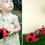 Como fazer Joaninhas para decoração – Passo a passo