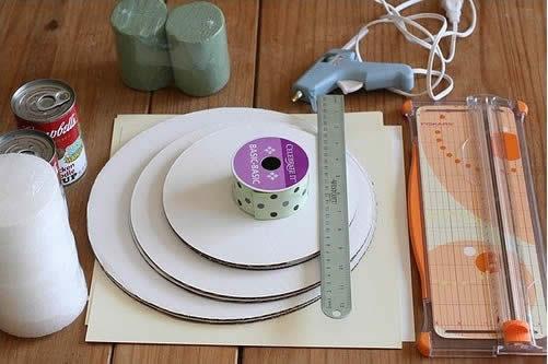 como fazer uma torre ou suporte para cupcakes passo a passo inspire sua festa. Black Bedroom Furniture Sets. Home Design Ideas
