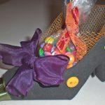 Como fazer Sapatinho porta doce – Passo a passo