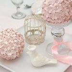 Como fazer uma Lembrancinha de Bola Floral – Passo a passo