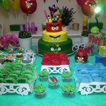 Decoração Festa Infantil Angry Birds