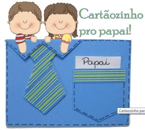 Como fazer Cartão para o Dia dos Pais