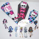 Monster High – Sugestões de lembranças