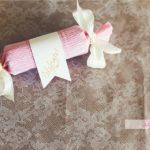 Como fazer Lembrancinha em formato de bala com rolo de papel