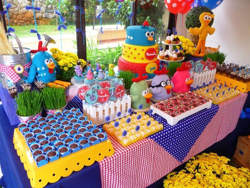 festa-infantil-galinha-pintadinha-amarelo