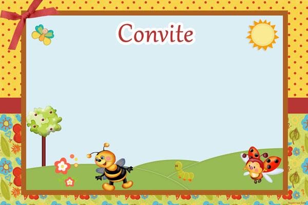festa jardim convite : festa jardim convite:kit festa grátis jardim encantado kit festa infantil grátis para