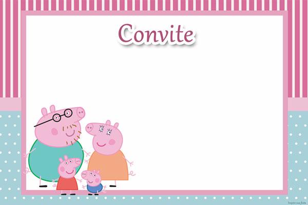 Convitge Peppa Pig