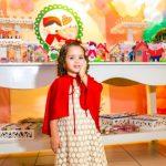 Decoração Festa Infantil  Lobo Amigo – Alice 3 anos