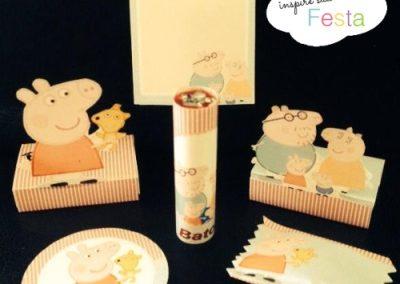 Personalizados Peppa Pig Inspire sua Festa 7