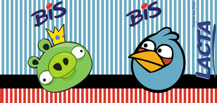 Bis  Angry Birds