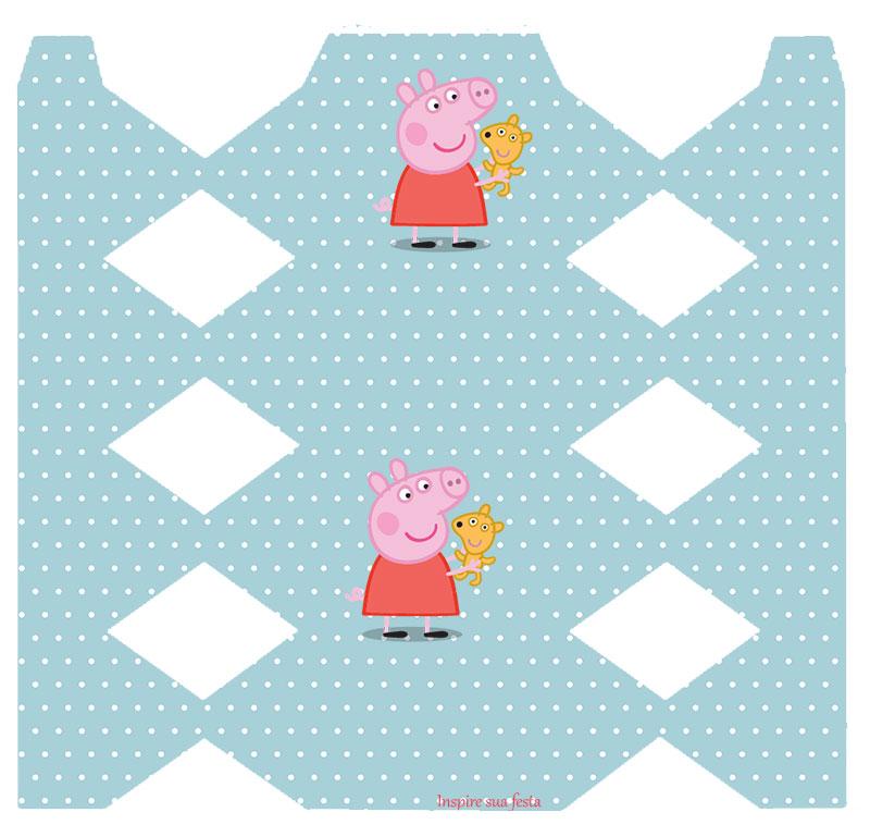 Caixa Bala Peppa Pig