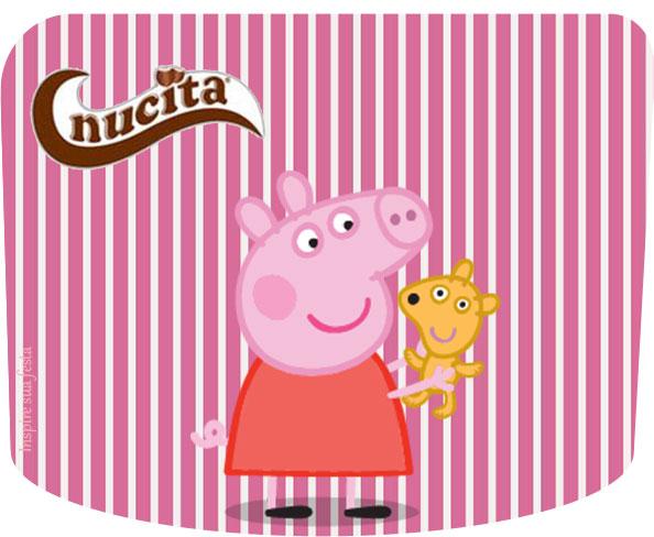 Creme nucita Peppa Pig