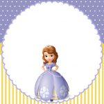 Princesa Sofia – Artes personalizadas gratuitas