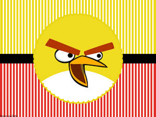 Tubete Angry Birds