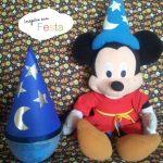 Como fazer Lembrancinha do Mickey Mago/Feiticeiro