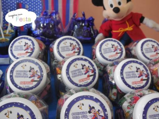 Decoracao Mickey Feiticeiro Mickey mago 12