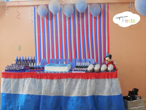 Decoracao Mickey Feiticeiro Mickey mago 13