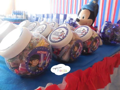 Decoracao Mickey Feiticeiro Mickey mago 4