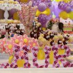 Decoração Festa Infantil Corujinhas Lilás