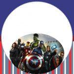 Vingadores – Kit digital gratuito para imprimir