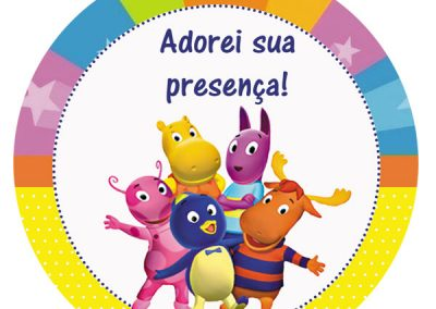 Backyardigans -Tag1