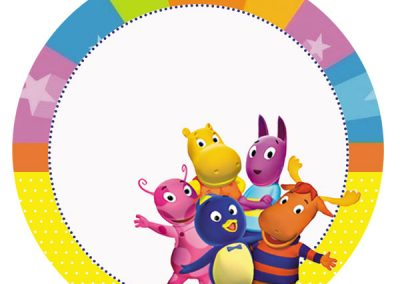 Backyardigans -Tag4