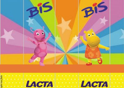 Backyardigans -bis