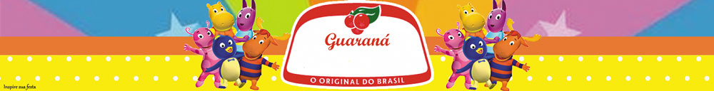 Backyardigans -guarana