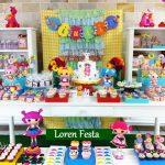 Festa Infantil Lalaloopsy – Dicas de decoração, bolos e lembrancinhas