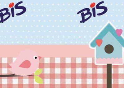 bis-duplo-sem-display-personalizado-gratuito-passarinho-rosa-e-azul