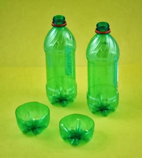 como faze maca com garrafa pet 3