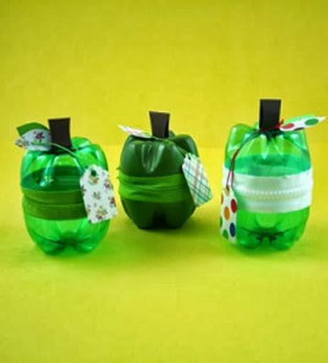 como faze maca com garrafa pet 8