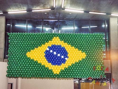 decoracao-com-bexigas-bandeira-do-brasil