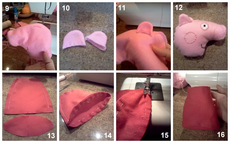 peppa pig tutorial 2