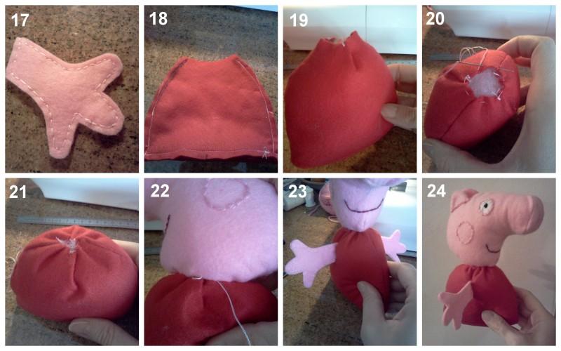 peppa pig tutorial 3