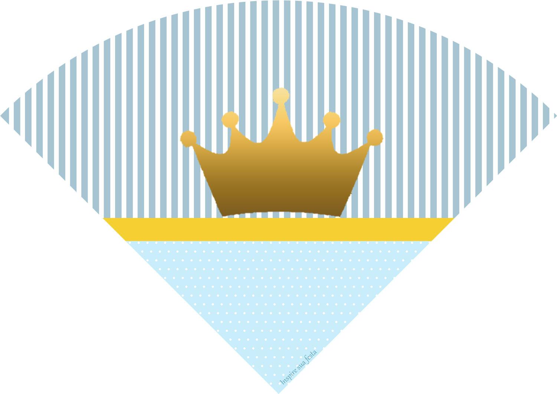 Cone de guloseimas