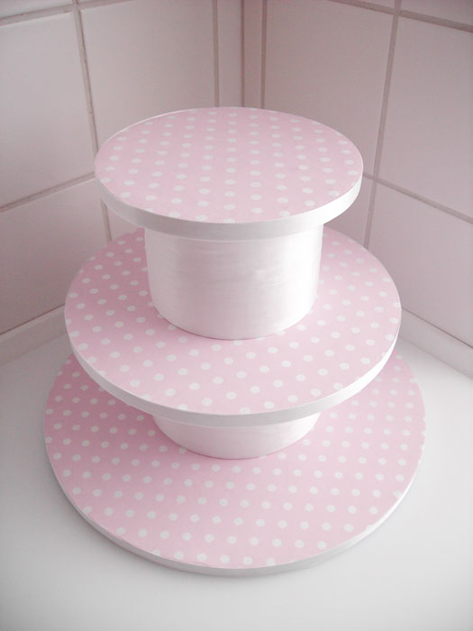Como fazer Torre para Cupcakes – Passo a passo
