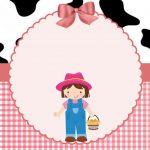 Fazendinha rosa – Kit digital gratuito