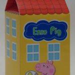Molde Caixa Milk Peppa Pig