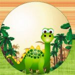 Dinossauro Cut – Kit digital gratuito