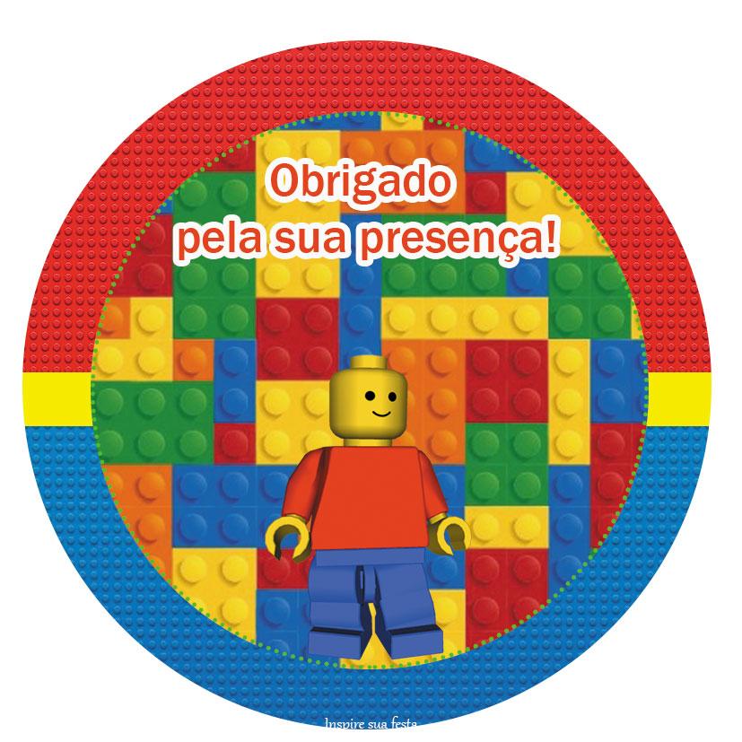 Lego – Kit festa infantil grátis para imprimir – Inspire ...